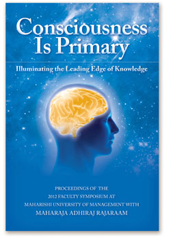 Consciousness is Primary