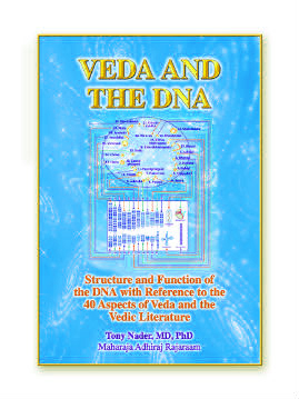 Veda and the DNA
